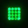 Polaris RZR 4 INCH WORK LIGHT 48 WATT SPOT RGB ACCENT FRACTURE SERIES QUAD-LOCK/INTERLOCK