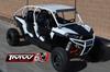 Polaris RZR Venom X4 Rear Bumper Cage by TMW Offroad