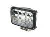 Polaris RZR 4X6 Inch Work Light/Headlight 45 Watt High/Low Tempest Series by Quake LED