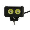 Polaris RZR 5 Inch LED Light Bar Single Row 20 Watt Spot Rogue Series