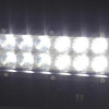 Polaris RZR 44 Inch LED Light Bar Dual Row 288 Watt Combo Defcon Series