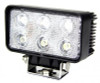 Polaris RZR 4.5 Inch Work Light 18 Watt Flood/Spoot Fracture Series by Quake LED