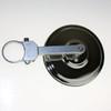 Polaris RZR 5.0″ Round Flat Glass Side Mirror Extended Billet Arm