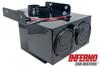 Polaris RZR 570 Inferno Cab Heater w| Defrost w| Power Steering by Inferno Cab Heaters SSHK146