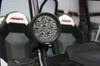 Polaris RZR 3 Watt 4 Inch Round A-Pillar Light Kit