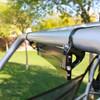 Polaris RZR 17″ Wide Panoramic 1.5″ Arms Rearview Mirror