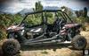 Polaris RZR 4 900/1000 Rear Bench Seat by UTV Mountain (EPRZR)