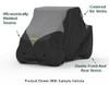Polaris RZR 570 / 900 / S 1000 Weatherproof MAX Shield UTV Cover 120 Inches Long by CC UTV COVERS