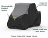 Polaris RZR 170 / ACE Weatherproof MAX Shield UTV Cover 120 Inches Long by CC UTV COVERS