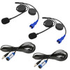 """Polaris RZR """"Plus 2"""" Helmet Kit And Cable Expansion Kit by Rugged Radios"""