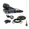Polaris RZR 2-Place Intercom with 60 Watt Radio and BTU Headsets by Rugged Radios