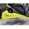 "Polaris RZR 1000 XP2 2 Seats 2Pc 3/16"" Rock Sliders Kit By AFX Motorsports"