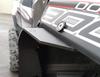 Polaris ACE Mud Flaps/Fender Extensions, Front&Rea
