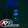 Polaris RZR 3500 lb Stealth Winch by KFI Products