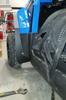 Polaris RZR 170 Mud Flaps/Fender Extensions Front&Rear