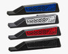 Polaris RZR 1000/XP Turbo Black Aluminum Side Vent Covers by Agency Power