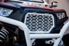 Polaris RZR 1000/XP Turbo Blue Standard Grill by Agency Power
