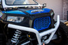 Polaris RZR 1000/XP Turbo Gloss Black Standard Grill by Agency Power