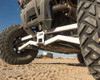 Polaris RZR 1000 /XP Turbo/RS1 Black Unbreakable High Clearance Rear Arms by Agency Power