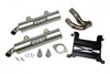 Polaris RS1 X-6 Stainless Steel Slip-on By Sparks Racing Products