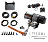 Polaris RZR 2500 LB - Steel Cable Winch Kit