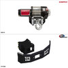Polaris ACE 150 Steel 2500LB Winch and Winch Mount Kit by Kimpex