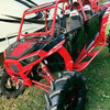 Polaris RZR 4 XP 1000 Super Duty Steps by Rogue Offroad