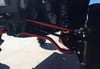 Polaris RZR 1000 XP Upper & Lower Arched Radius Bars Combo by Rogue Offroad