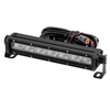 Polaris RZR 11.5 Inch DRL Single Row Light Bar by Quad Boss