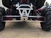Polaris RZR 1000/Turbo Straight Radius Rods by L&W Fab