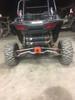 Polaris RZR 1000/Turbo Straight Radius Rods
