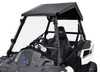 Polaris ACE Front Windshield/Roof Combo Package by Spike Powersports