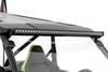 Polaris RZR 40-inch Cree LED Light Bar - (Single Row   Black Series)