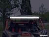 "Polaris RZR 40"" Straight Double Row LED Light Bar by SuperATV"