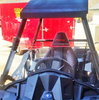 Polaris ACE Half Front Windshield by Dot Weld Offroad