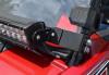 "Polaris RZR 30"" Light Bar Mounting Bracket - Flush to Hood by SuperATV"