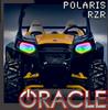 Polaris RZR 570/800/900 Dynamic ColorSHIFT RGB+W Headlight Halo Kit by Oracle Lighting