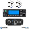 Polaris RZR  696 Complete Communication System with Helmet Kits by Rugged Radios