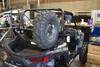 Polaris Bed Side Spare Tire Mount by UTV Inc