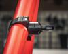 "Polaris RZR 1.75"" Clamp On Black Anodized Billet Aluminum Adjustable Whip Mount by UTV Inc"