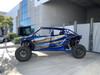Polaris RZR 4 XP 1000 Hi-Bred Bolt-in Door Kit by SDR