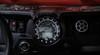 Polaris RZR 570 Dash Gauge Bezel Signature Premium Billet by Quad Logic