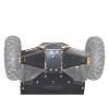 Polaris RZR 4 XP Turbo UHMW A-Arm Guards by Factory UTV