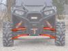 2015-16+ Polaris RZR S 900 & S 1000 Offset AtlasPro Boxed A Arms Orange by SuperATV