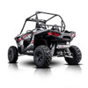 Polaris RZR 4 900 Exhaust Systems by HMF Racing