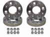 "Polaris RZR 12mm Studs To Polaris 3/8"" Wheels Wheel Adapters by Super ATV"