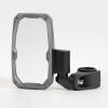 Polaris RZR 1.75″ Round Tube Embark Sideview Mirror with ABS Body & Bezel by Seizmik