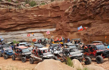 The Best 2021 UTV Events For Polaris RZR Owners