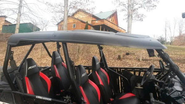 """Polaris RZR-4 """"Cooter Brown"""" Top by EMP"""