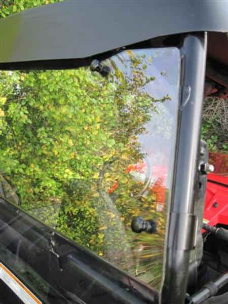 Polaris RZR Cab Back / Rear Dust Stopper by EMP